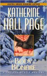 The Body in the Bonfire - Katherine Hall Page