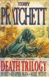Death Trilogy: Mort / Reaper Man / Soul Music - Terry Pratchett