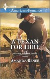 A Texan for Hire - Amanda Renee