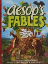 Aesop's Fables: A Pop-Up Book of Classic Tales - Bruce Whatley, Chris Beatrice, Kees Moerbeek