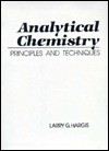 Analytical Chemistry: Principles & Techniques - Larry G. Hargis