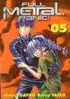 Full Metal Panic!, Vol. 5 - Shouji Gatou, Retsu Tateo