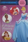 A Princess Treasury (Step into Reading) - Disney