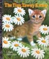 The tiny, tawny kitten - Barbara Shook Hazen, Jan Pfloog
