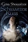 Schwarzer Kuss: Die Herren der Unterwelt 2 (German Edition) - Gena Showalter