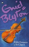 Fifth Formers of St.Clare's - Enid Blyton