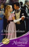 A Worthy Gentleman (Historical Romance S.) - Anne Herries