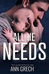 All He Needs (My Truth #1) - Ann Grech