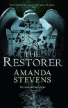 The Restorer (Graveyard Queen #1) - Amanda Stevens