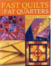 Fast Quilts from Fat Quarters - Barbara Chainey
