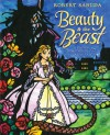 Beauty & the Beast: A Pop-up Book of the Classic Fairy Tale - Robert Sabuda