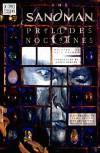 Preludes and Nocturnes [SANDMAN #01 PRELUDES & NOCTURN] -