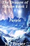 Purple - M.J.  Porter