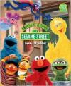 A Walk Down Sesame Street: Pop-Up Book - Sesame Street