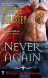 Never Again: Wizards of Nevermore by Michele Bardsley (2011-03-01) - Michele Bardsley