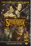 The Seeing Stone (The Spiderwick Chronicles Book 2) - Holly Black, Tony DiTerlizzi, Tony DiTerlizzi