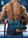 Blue Lines (Assassins, #4) - Toni Aleo