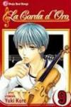 La Corda d'Oro, Volume 9 - Yuki Kure