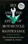 Zen and the Art of Motorcycle Maintenance (text only) by R. M. Pirsig - R. M. Pirsig