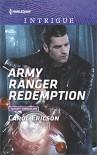 Army Ranger Redemption (Target: Timberline) - Carol Ericson