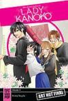 The Secret Notes of Lady Kanoko, Volume 3 - Ririko Tsujita