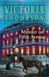 Murder on Fifth Avenue - Victoria Thompson
