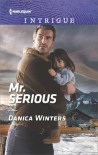 Mr. Serious (Mystery Christmas) - Danica Winters