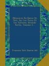 Mémoires Du Baron De Tott, Sur Les Turcs Et Les Tartares. Seconde Partie, Volume 2... - Francois Tott (baron de)