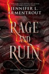 Rage and Ruin - Jennifer Armentrout