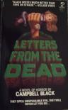 Letters FM Dead - Campbell Black