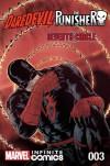 Daredevil/Punisher: Seventh Circle Infinite Comic #3 - Charles Soule
