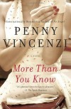 More Than You Know - Penny Vincenzi