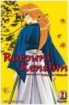 Rurouni Kenshin 2, Volumes 4-6 (Vizbig Edition) - Nobuhiro Watsuki