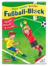 Mein cooler bunter Fußball-Block - Laura Leintz, Ulrich Velte
