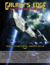 Galaxy's Edge, Issue 31, March 2018 - Mike Resnick