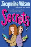 Secrets - Jacqueline Wilson, Nick Sharratt