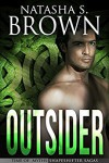 Outsider (Time of Myths: Shapeshifter Sagas) - Natasha Brown