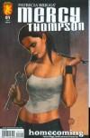Mercy Thompson Homecoming #1 - Patricia Briggs, David Lawrence, Francis Tsai