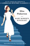 Miss Pinkerton - Carolyn Hart, Mary Roberts Rinehart