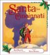 Santa from Cincinnati - Judi Barrett, Kevin Hawkes