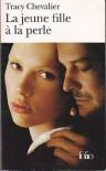 La jeune fille à la perle - Tracy Chevalier, Marie-Odile Fortier-Masek