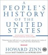 A People's History of the United States - Howard Zinn, Matt Damon