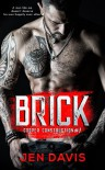 Brick (Cooper Construction #1) by Jen Davis  - Jen Davis