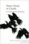 Native Poetry in Canada: A Contemporary Anthology - Jeannette Armstrong