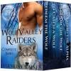 Wolf Valley Raiders Complete Series - Harmony Raines