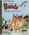 Walt Disney's Bambi Friends of the Forest (a Little Golden Book) - Walt Disney Company