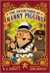 The Adventures of Nanny Piggins - R.A. Spratt, Dan Santat