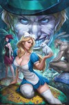 Alice in Wonderland (Grimm Fairy Tales: Wonderland 0) - Raven Gregory
