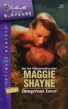 Dangerous Lover (Oklahoma All-Girl Brands, #5) - Maggie Shayne