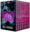 Protecting Their Mate, The Complete Serial - Mia Thorne